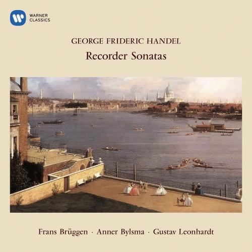 Handel: Recorder Sonatas de Frans Brüggen