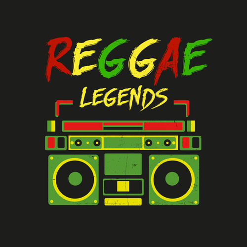 Reggae Legends von Various Artists