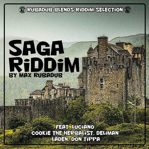 Saga Riddim by Max Rubadub