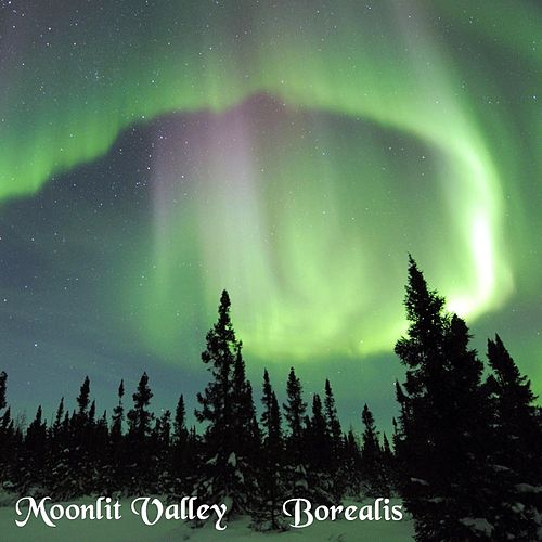 Borealis by Moonlit Valley