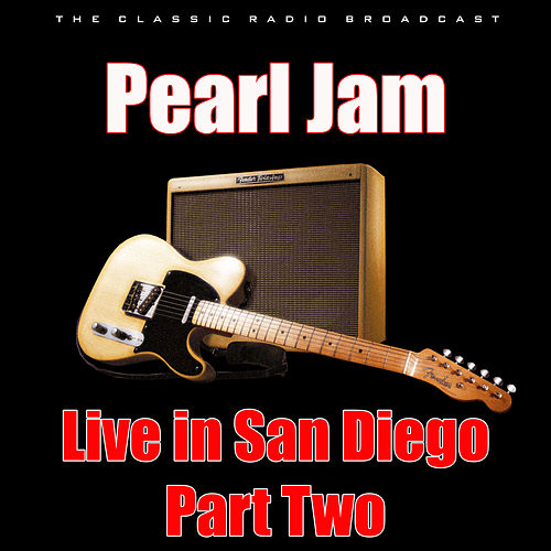 Live in San Diego - Part Two (Live) de Pearl Jam