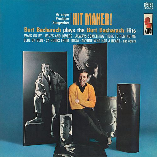 Hit Maker! (Expanded Edition) van Burt Bacharach