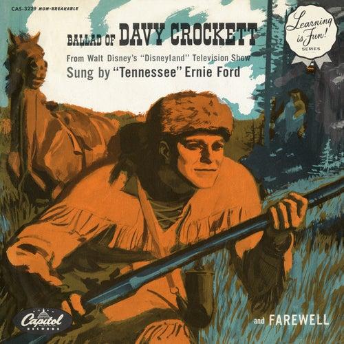 Ballad Of Davy Crockett by Tennessee Ernie Ford