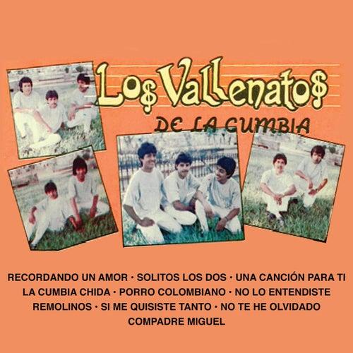 Recordando Un Amor by Los Vallenatos De La Cumbia