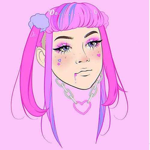Pink (Freak) by Elliot Lee