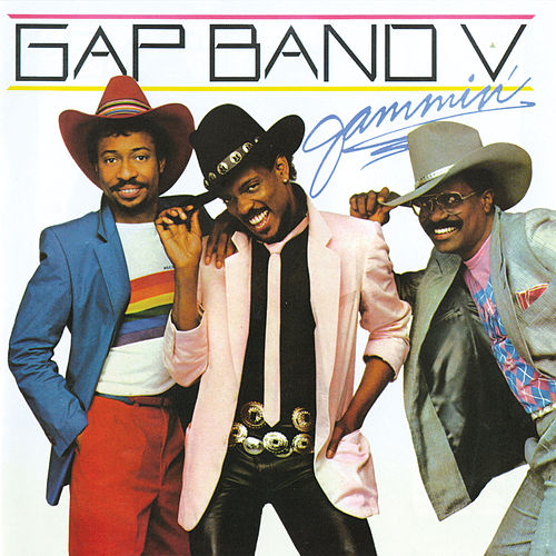 Gap Band V - Jammin' (Expanded Edition) by The Gap Band