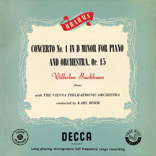 Brahms: Piano Concerto No. 1 de Wilhelm Backhaus