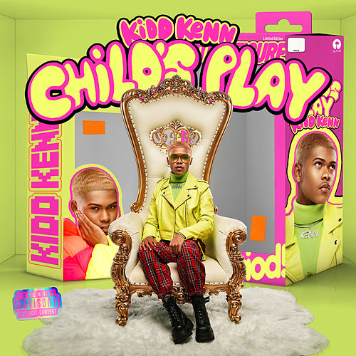 Child's Play van Kidd Kenn