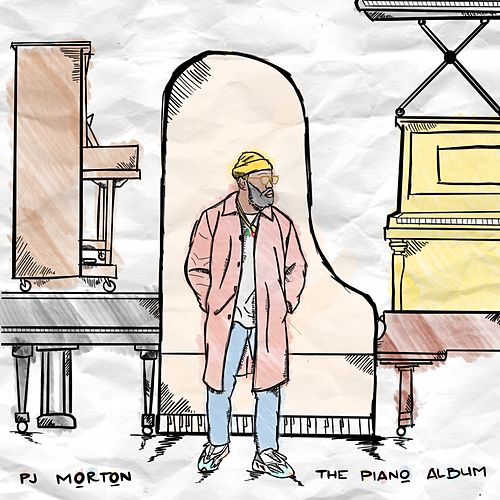 The Piano Album de PJ Morton
