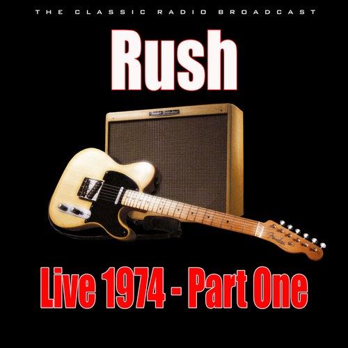 Live 1974 - Part One (Live) de Rush