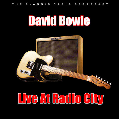 Live At Radio City (Live) de David Bowie