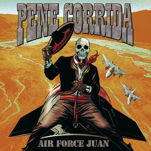 Air Force Juan by Pene Corrida