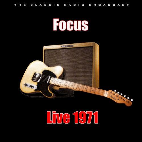 Live 1971 (Live) de Focus