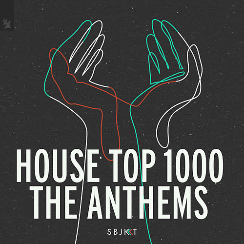 House Top 1000 - The Anthems by Various Artists