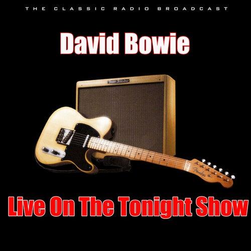 Live On The Tonight Show (Live) de David Bowie
