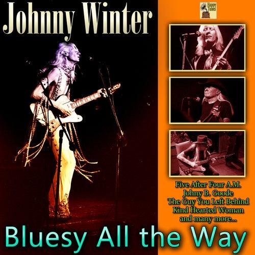 Bluesy All the Way de Johnny Winter