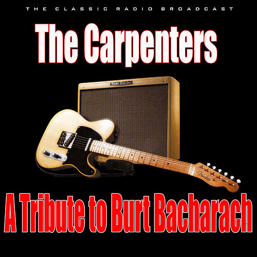 A Tribute to Burt Bacharach (Live) de Carpenters