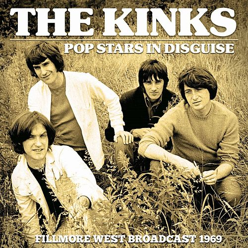 Pop Stars In Disguise de The Kinks