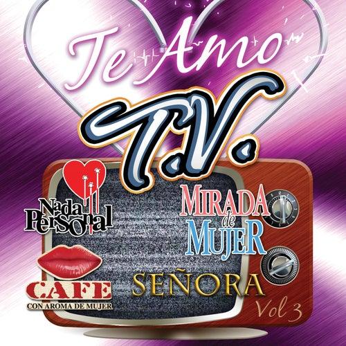 Te Amo Tv 3 - los Exitos Originales de las Telenovelas de Various Artists