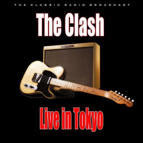 Live in Tokyo (Live) von The Clash