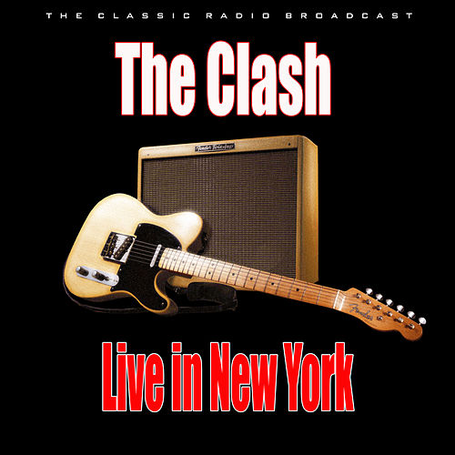 Live in New York (Live) de The Clash
