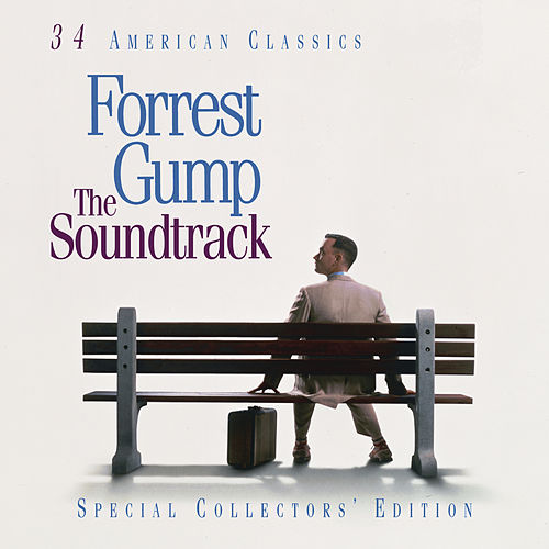 Forrest Gump - The Soundtrack by Original Motion Picture Soundtrack