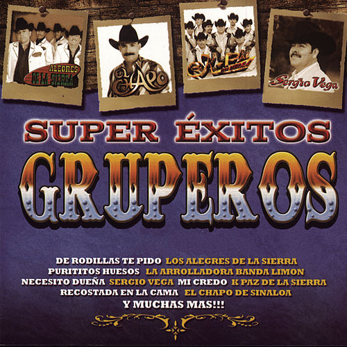 Super Exitos Gruperos de Various Artists