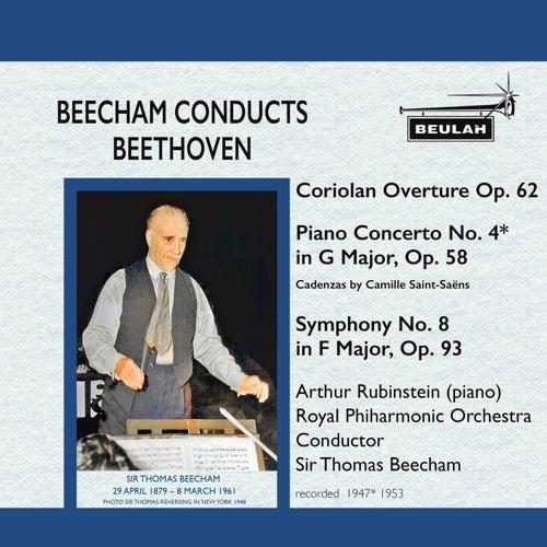 Beecham Conducts Beethoven de Sir Thomas Beecham
