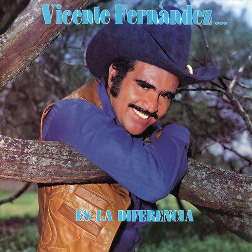 Es La Diferencia de Vicente Fernández
