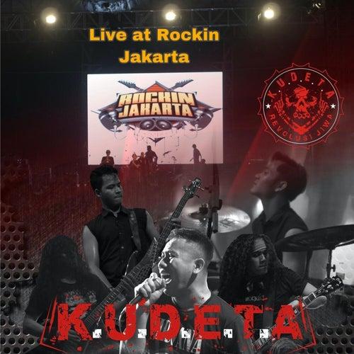 Live at Rockin Jakarta by Ku De Ta
