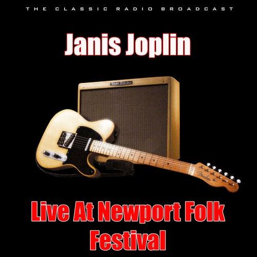 Live At Newport Folk Festival (Live) de Janis Joplin
