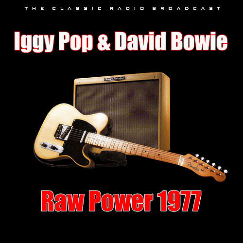 Raw Power 1977 (Live) von Iggy Pop