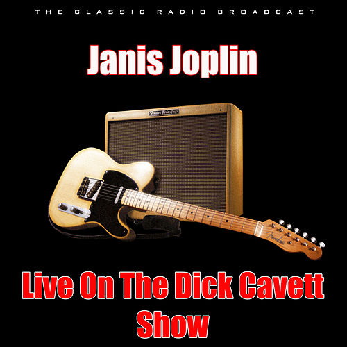 Live On The Dick Cavett Show (Live) de Janis Joplin