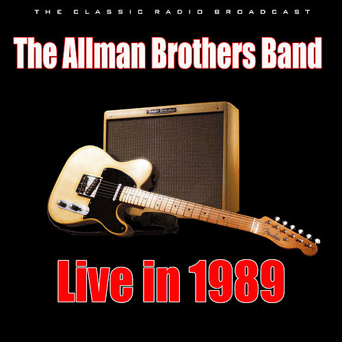 Live in 1989 (Live) de The Allman Brothers Band