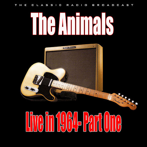 Live in 1964- Part One (Live) de The Animals