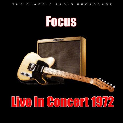 Live In Concert 1972 (Live) de Focus