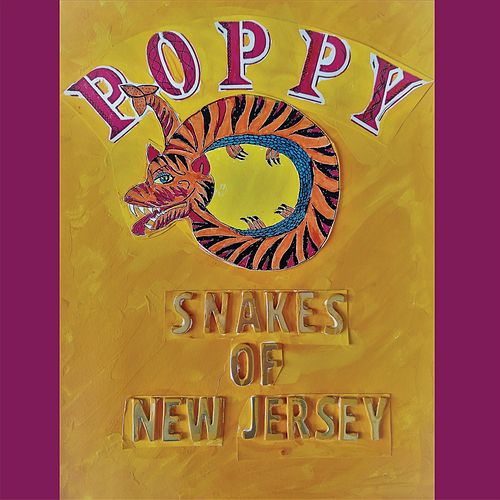Snakes of New Jersey von Poppy