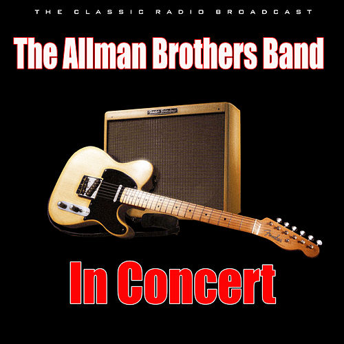 In Concert (Live) de The Allman Brothers Band
