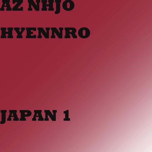 Japan von Az Nhjo Hyennro