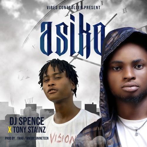 Asiko (feat. Tony Stainz) von DJ Spence