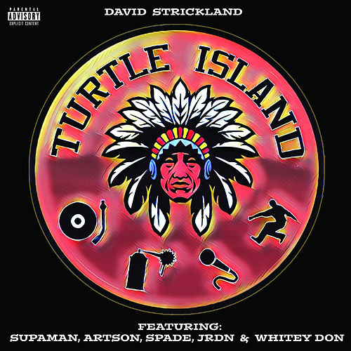 Turtle Island von David Strickland