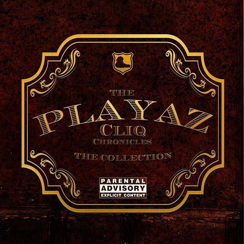 The Playaz Cliq Chronicles (The Collection) by Various Artists