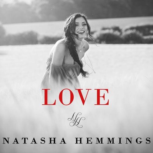 Love - EP de Natasha Hemmings