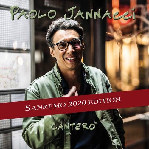 Canterò (Sanremo 2020 Edition) di Paolo Jannacci