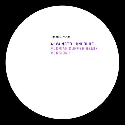 Uni Blue (Florian Kupfer Remix Version 1) by Alva Noto