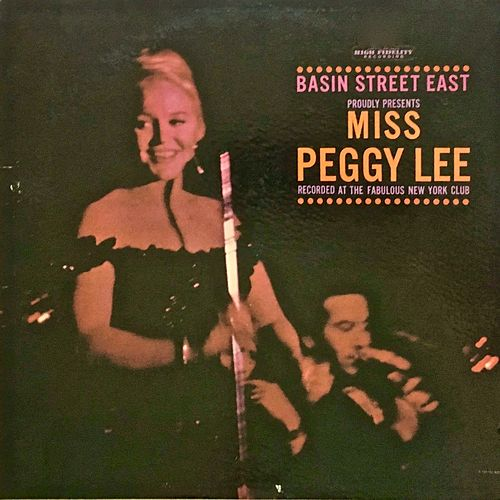 Peggy At Basin Street East (Remastered) de Peggy Lee