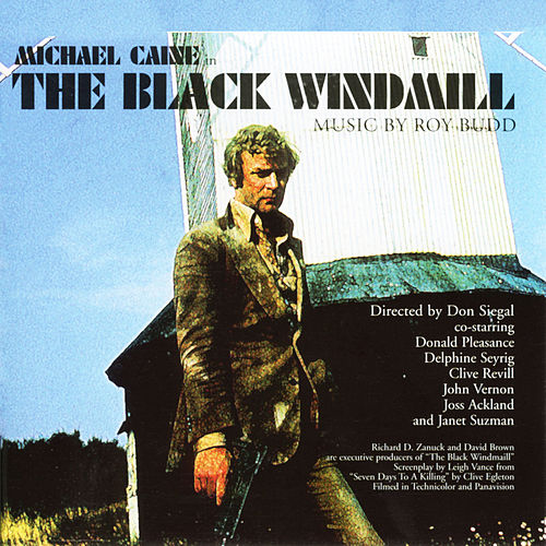 The Black Windmill de Roy Budd