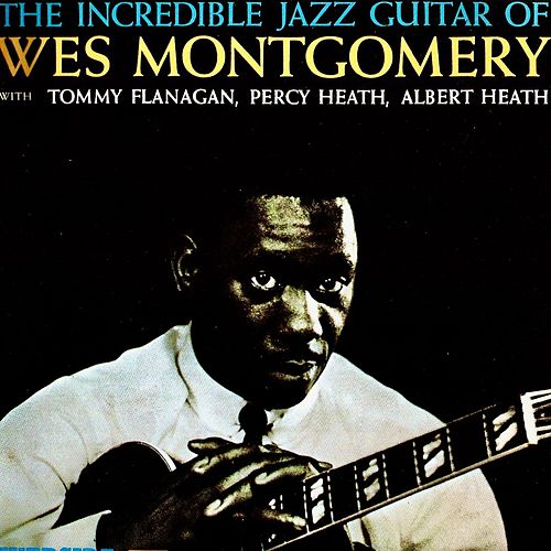 The Incredible Jazz Guitar Of Wes Montgomery (Remastered) de Wes Montgomery
