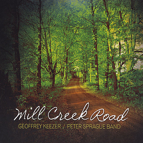 Mill Creek Road by Geoffrey Keezer