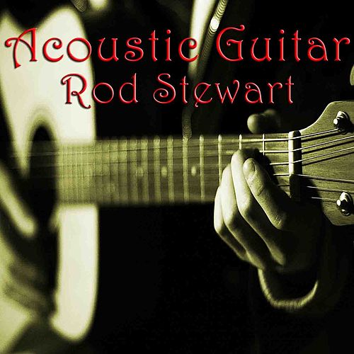 Acoustic Guitar Rod Stewart de Wildlife